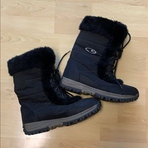 Champion winter boots